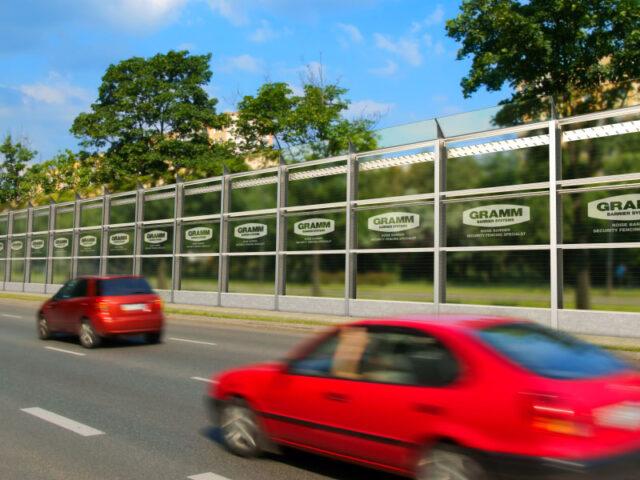 SmogStop Road | Gramm Barriers